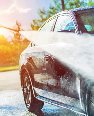 Jak czyścić samochód