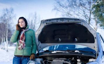 Problemy z odpalaniem auta