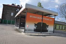 Myjnie bezdotykowe Bydgoszcz