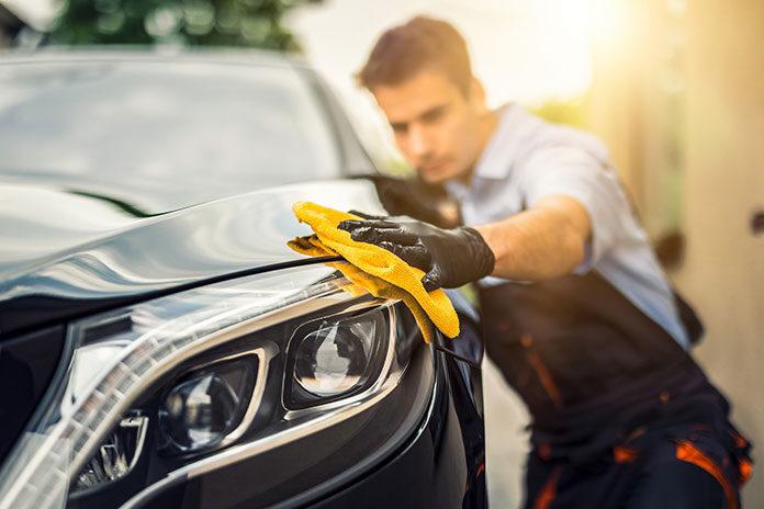 wosku samochodowego